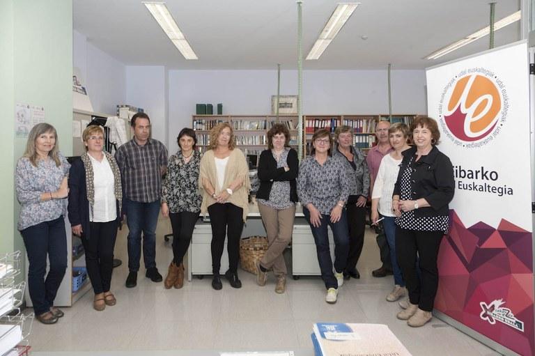 Abierto el plazo de matrícula en el Euskaltegi Municipal de Eibar para el curso 2017-2018