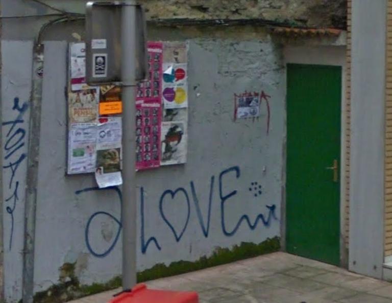 Abierto el plazo para solicitar la retirada de pintadas y grafitis en las calles de la ciudad