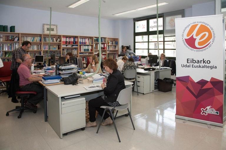 Abierto todavía el plazo de matrícula en el Euskaltegi Municipal de Eibar para el curso 2017-2018