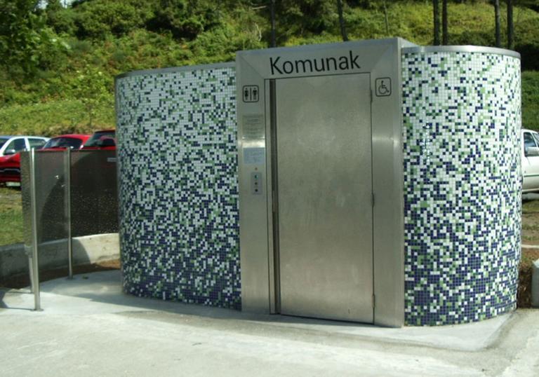 El barrio de Amaña cuenta con un nuevo servicio público
