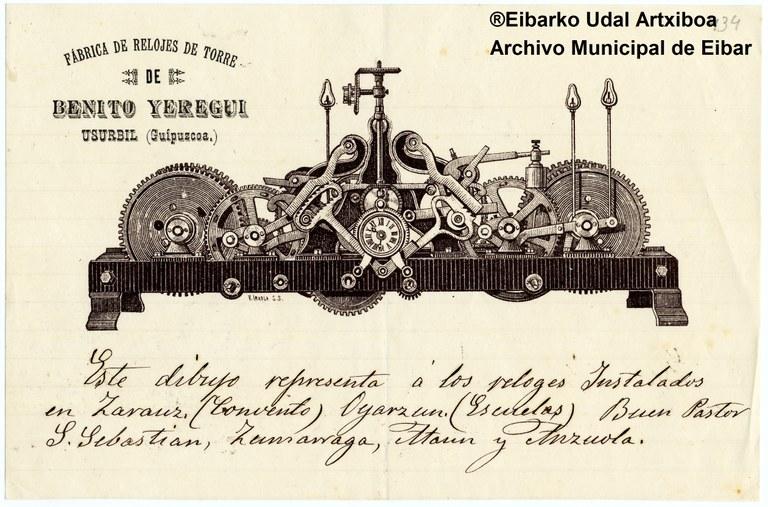 Archivo Municipal de Eibar. ¿Sabías que el primer cambio de hora se produjo en 1918?