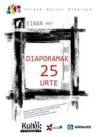 Arrate Kultur Elkartea celebra los 25 años de los diaporamas de verano