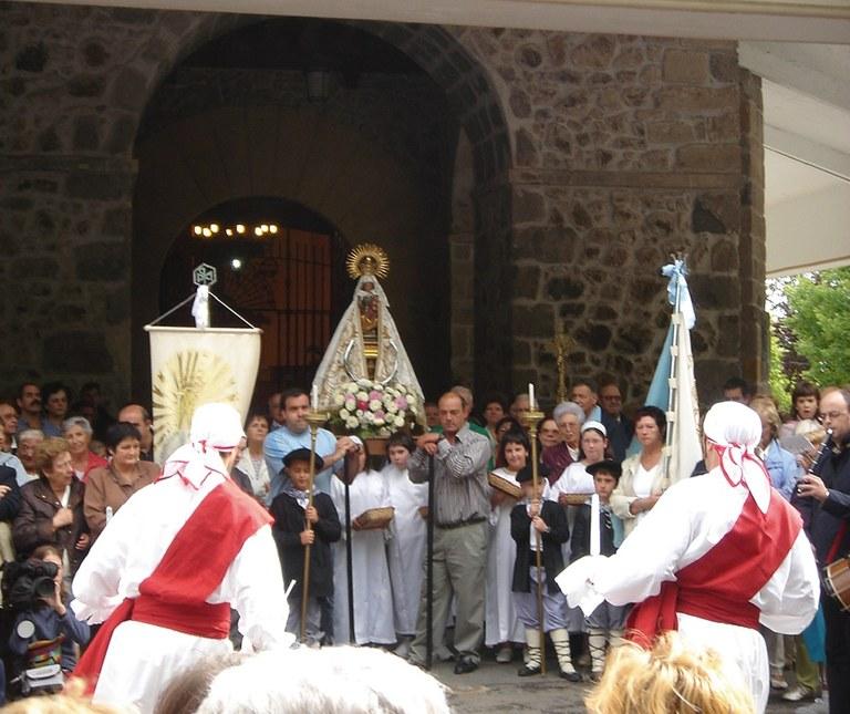 El Archivo Municipal comparte en Youtube el vídeo de las Fiestas de Arrate de 1982.
