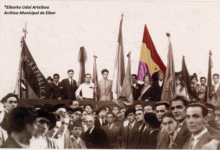 El Archivo Municipal conmemora el 90 aniversario de la proclamación de la Segunda República