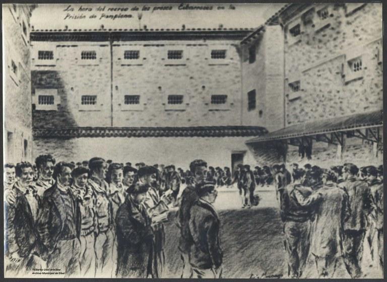 El Archivo Municipal de Eibar publica los nombres de los 238 eibarreses detenidos en la Prisión Provincial de Pamplona en octubre de 1934.