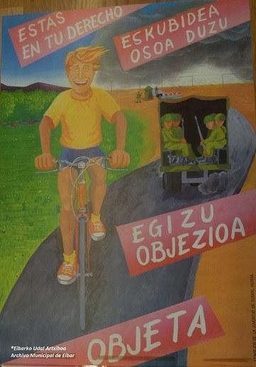 El Archivo Municipal de Eibar recuerda en un nuevo vídeo las noticias más destacadas de hace 25 años