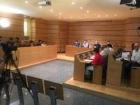 El Pleno Municipal aprobó en sesión extraordinaria las Ordenanzas Fiscales y los Precios Públicos para 2018