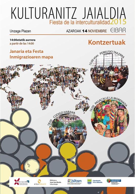 Fiesta de la Interculturalidad