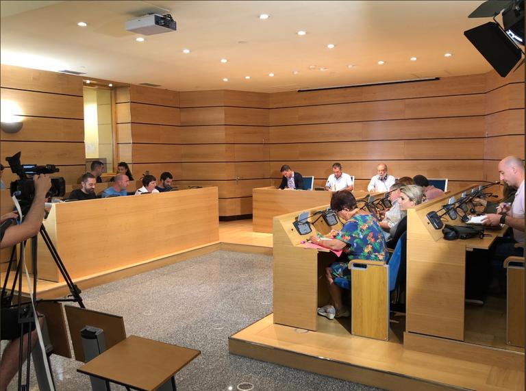 Propuestas aprobadas por el Pleno Municipal del 24 de septiembre de 2018