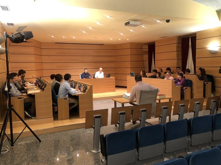 Propuestas aprobadas por el Pleno Municipal del 25 de noviembre de 2019