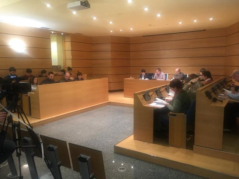 Propuestas aprobadas por el Pleno Municipal del 29-01-2018