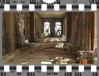 Casa Consistorial de Eibar en obras.