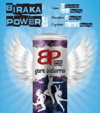 Birakapower! Gure indarra!