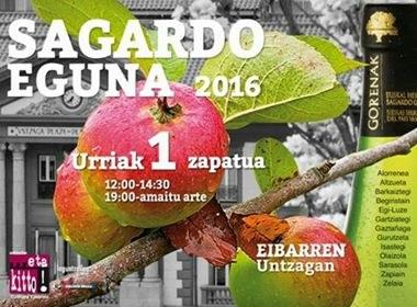 """Celebración """"Sagardo Eguna"""""""