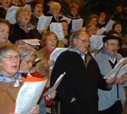 Coro del Hogar del Jubilado de  Untzaga
