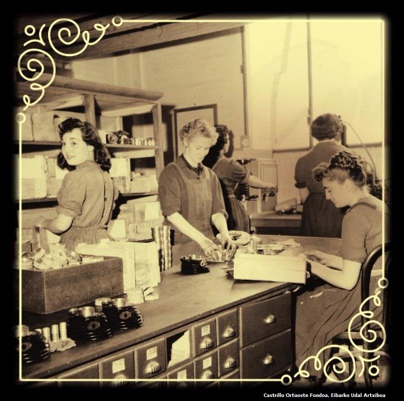 Encuentro Intergeneracional ¡Qué trabajo el de las mujeres!