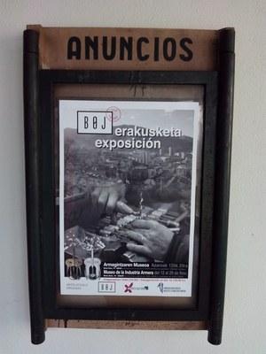 Exposición temporal '1905 BOJ 2015'