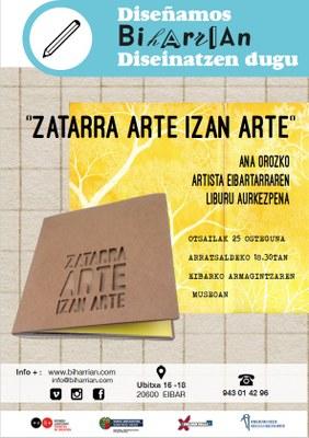 Exposición temporal 'Zatarra arte izan arte!'