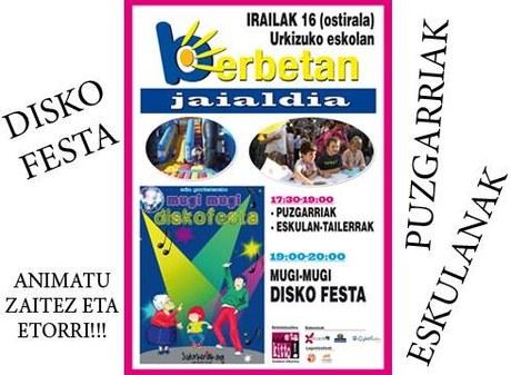 Fiesta Berbetan