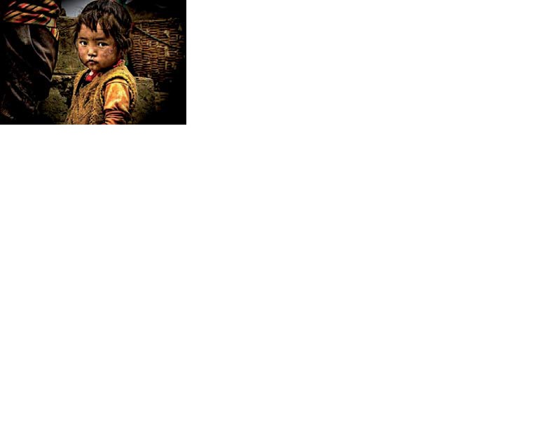 Gentes del Tibet