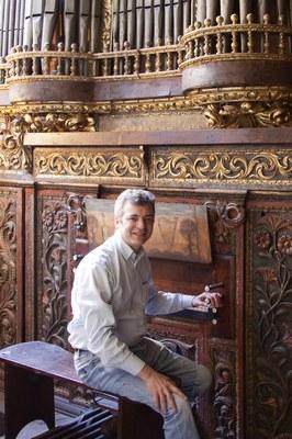 Gerardo Rifón - Concierto de órgano