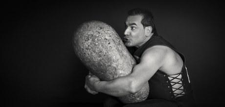 Harria - La piedra