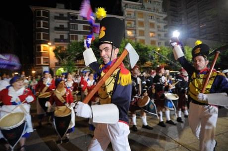 Himno de San Juan  y  Alarde de Tamborrada