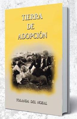 """Presentación del libro """"Tierra de adopción"""""""