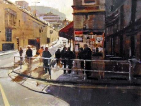 XLI Concurso de pintura al aire libre