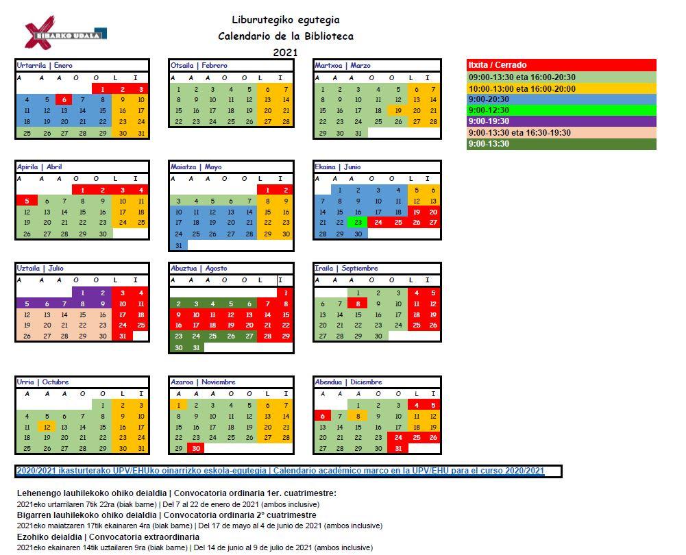 bibliotecaeibar_calendario 2021