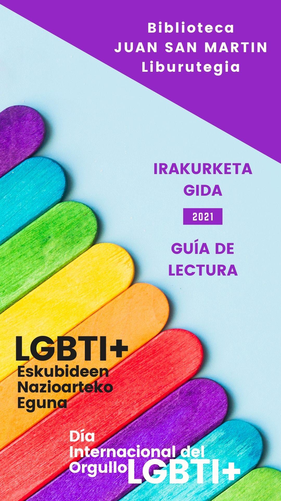 LGTBI+ portada guia