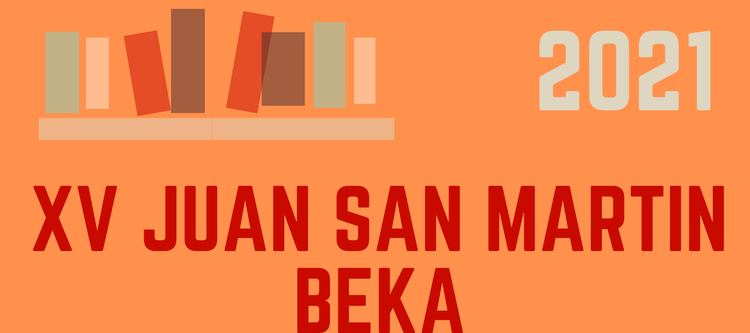 Beca Juan San Martin.