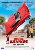 Benito Sansón y los taxis rojos.
