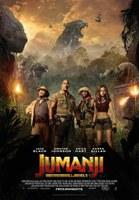 Jumanji. Bienvenidos a la jungla.