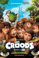 Los Coods: una aventura prehistórica