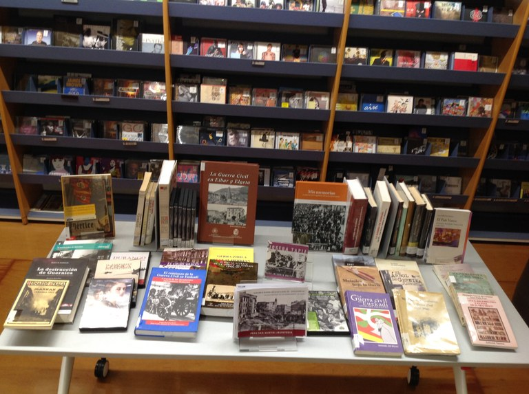 80 aniversario de los bombardeos de Eibar: centro de interés y guía bibliográfica