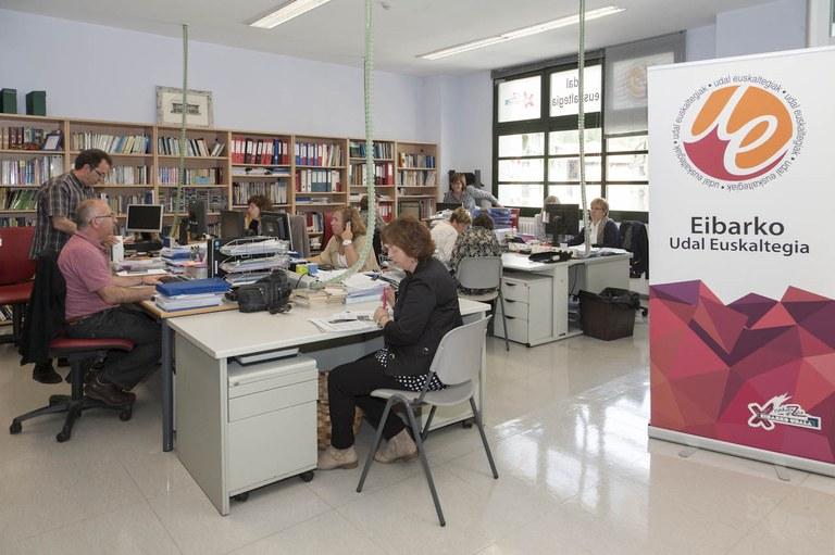 Abierto el plazo de matrícula en el Euskaltegi Municipal de Eibar para el curso 2018-2019
