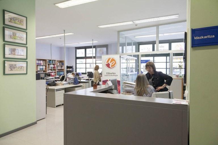 Abierto el plazo de matrícula en el Euskaltegi Municipal de Eibar para el curso 2019-2020