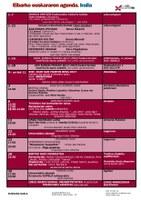 Agenda del euskera. Septiembre