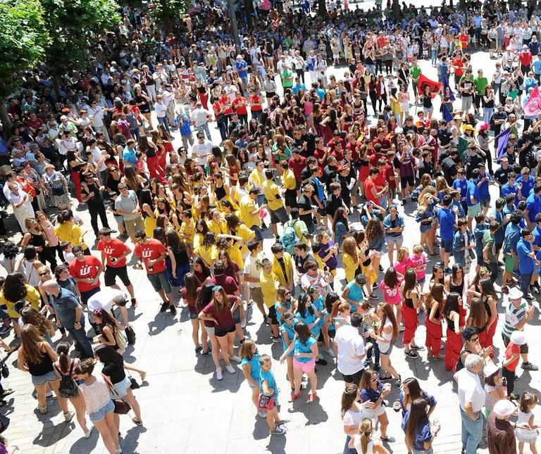 Abierto el plazo para la compra de material para las cuadrillas en las fiestas de San Juan