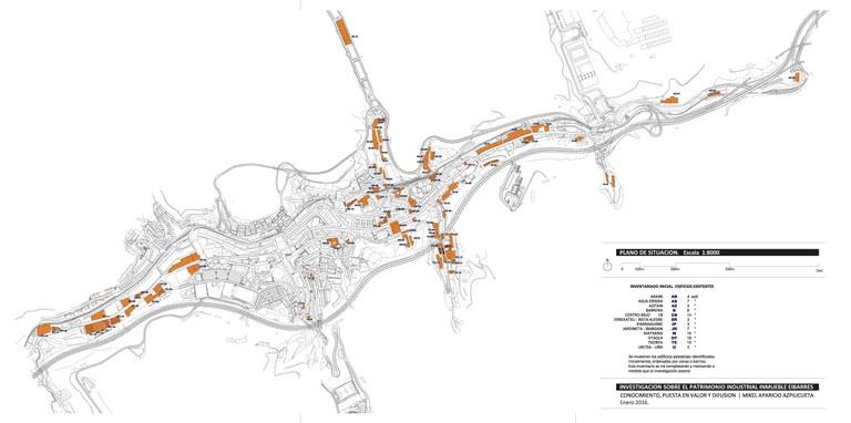 Completada la identificación de los edificios industriales eibarreses y finalizada la toma de datos del Archivo