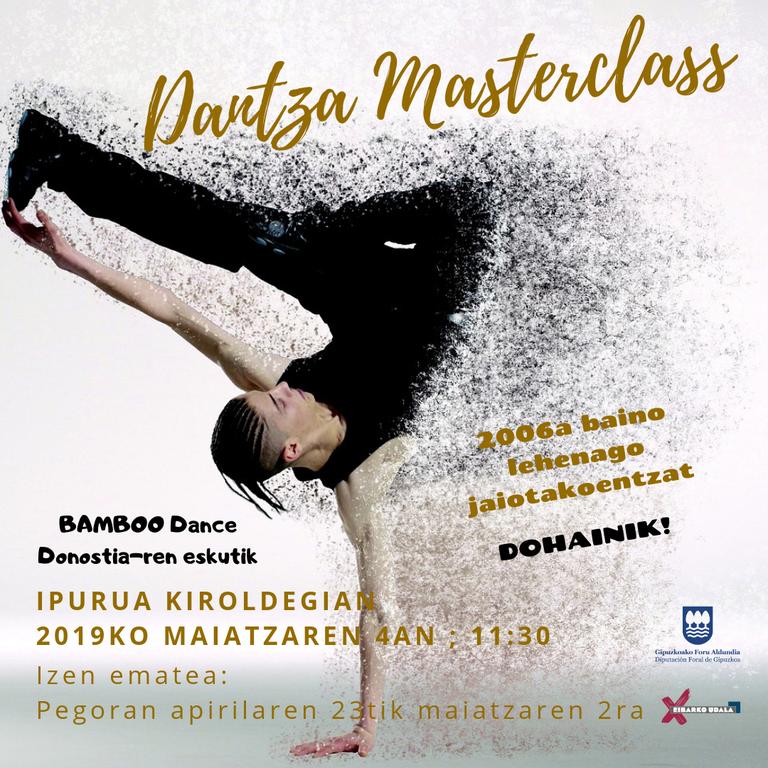 Danza Masterclass