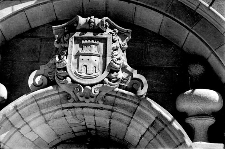 """""""Urkuzuko itturrixak baleki berbetan…"""" Fotografía: Archivo Municipal de Eibar."""