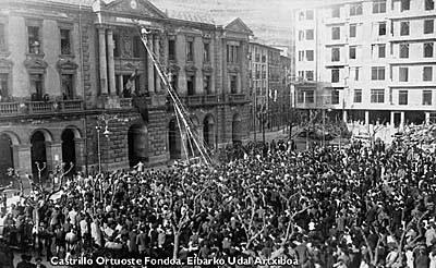 El Eibar de la II República