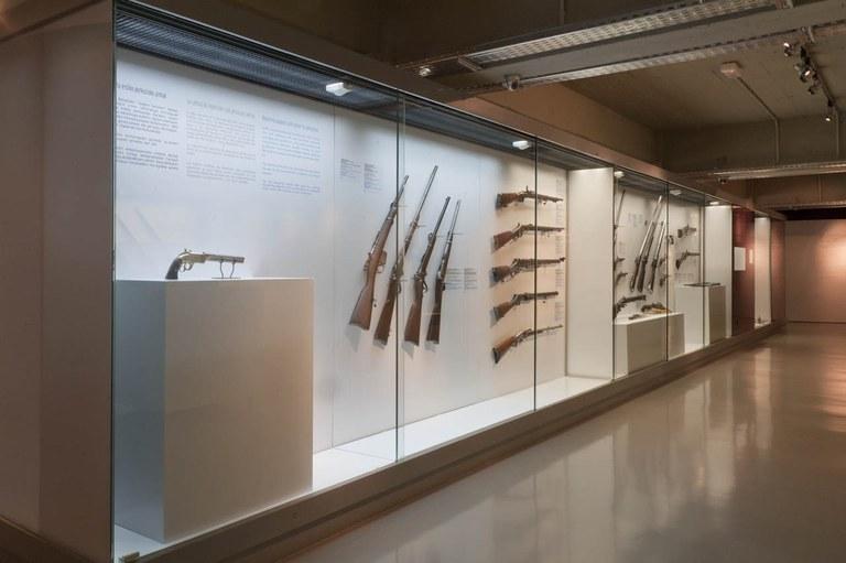 El Museo de la Industria Armera cumple diez años