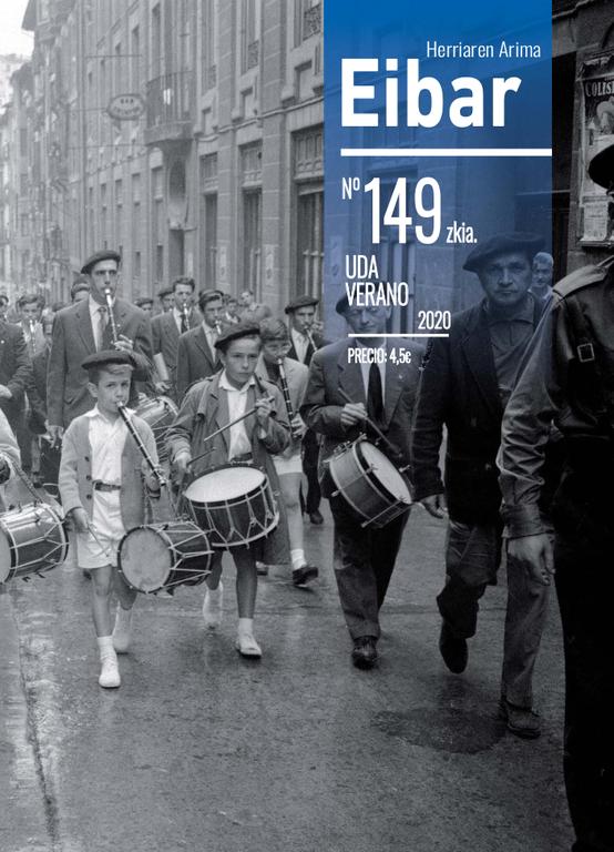 El número 149 de la revista Eibar ya está online