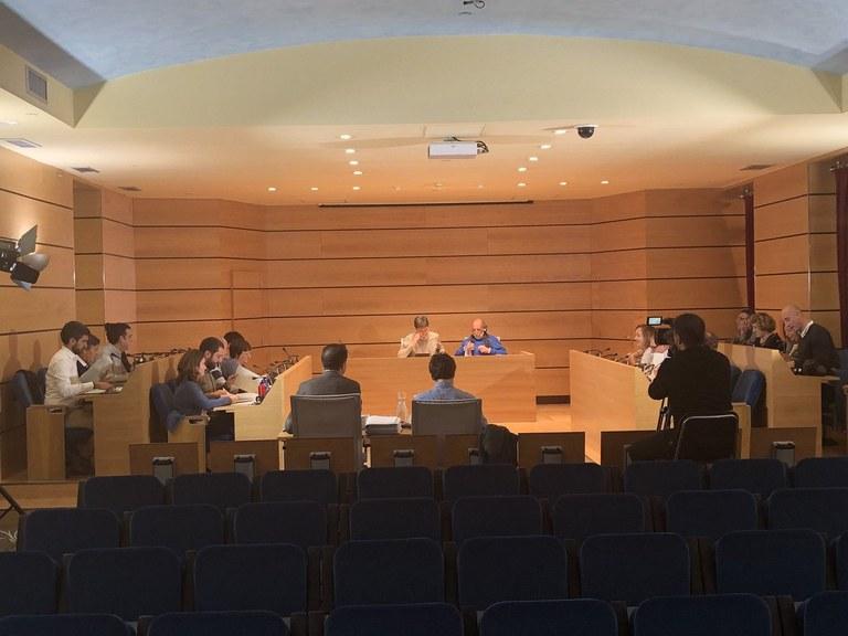 El Pleno Municipal aprobó por unanimidad el VI Plan para la Normalización del Uso del Euskera en el Ayuntamiento de Eibar para el periodo 2018-2022