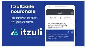 Imagen de la aplicación ITZULI