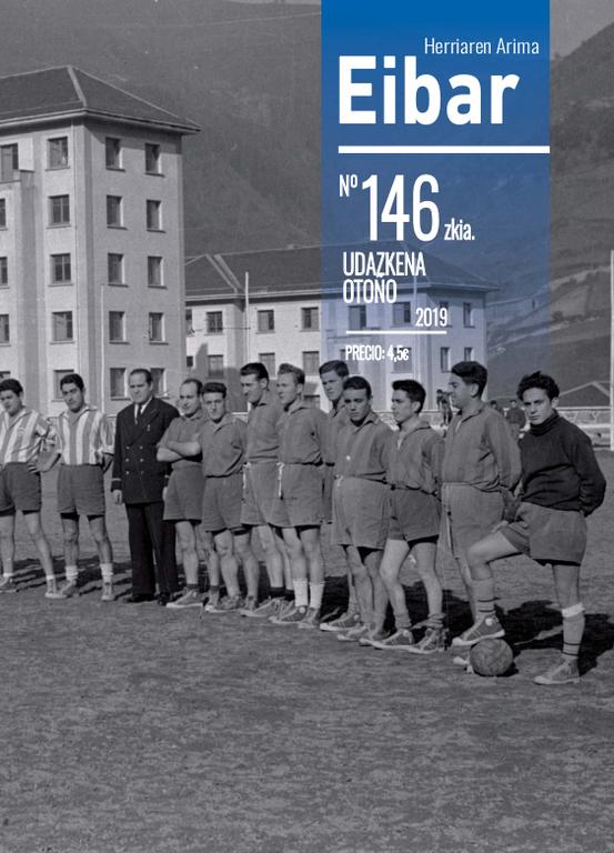 El último número de la revista Eibar contiene un artículo de gran interés sobre el desarrollo urbanístico de la zona de Olarreaga.