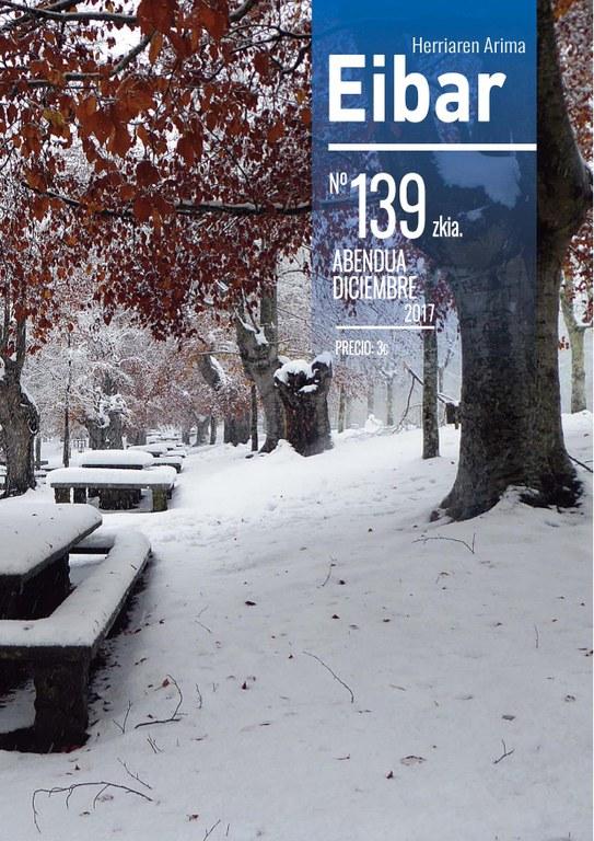 El último número de la revista Eibar ya está en la red